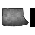 Коврик в багажник Lexus CT 200h SUB (11-) резиновые Norplast