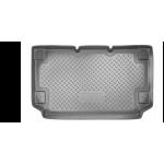 Коврик в багажник SangYong KorandoTager (03-) (08-) резиновые Norplast