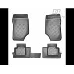 Коврики ГАЗ 31105 полиуретановые к-т - Norplast