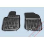 Коврики в салон Peugeot 208 I 2012 - 2019 - резиновые - Rezaw Plast