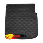 Ковер в багажник AUDI A7 (G4) Sportback (2010>) резиновый - AvtoGumm