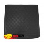Ковер в багажник AUDI A4 (B6 - B7) (2000 - 2007) (универсал)- твердый - AvtoGumm