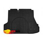 Ковер в багажник KIA Cerato l  (>2010) (седан) резиновый - AvtoGumm