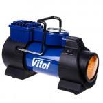"""Компресор """"ViTOL"""" K-60 150psi / 15Amp / 40л / прикурювач (K-60)"""