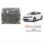 Chrysler 200 2014-2016 V-2,4i; 3,6i двигатель, КПП, радиатор - Премиум - Kolchuga