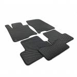 Ковры салона  Honda Accord (2008-2012) EVA-чёрные, кт. 5шт