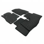Ковры салона Mazda 6 (2012-) EVA-чёрные, кт. 5шт