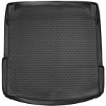 Коврик в багажник AUDI A4, 2001-2008 седан, Европа, 1шт. (полиуретан) - Novline