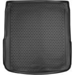 Коврик в багажник AUDI A6 (C8), 2018-> универсал, Европа, 1шт. (полиуретан) - Novline