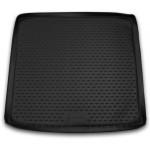 Коврик в багажник NISSAN Terrano, 2014->, 4WD, кросс., 1шт. (полиуретан) - Novline