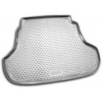 Коврик в багажник SKODA Karoq Scout 2020 - > 1шт. (полиуретан) - Novline