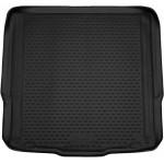 Коврик 3D в багажник FORD Mondeo V 2014->, с запасным колесом или ремкомплектом, универ - Novline