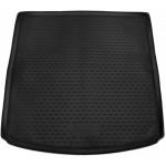 Коврик в багажник SEAT Leon ST, 2013->, hb., верхний, 1 шт. (полиуретан) - Novline