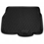 Коврик в багажник OPEL Astra 3D 2004->, хб. (полиуретан) - Novline