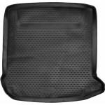 Коврик в багажник DACIA Lodgy 2012 - >, 5 мест, Компактвэн Европа, 1шт. (полиуретан) - Novline