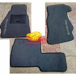 Коврики текстильные MERCEDES SPRINTER с 1995-2006 серые в салон