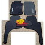 Коврики текстильные MITSUBISHI L200 с 2005 серые в салон