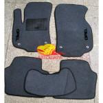 Коврики текстильные OPEL ZAFIRA с 1999-2005 серые в салон