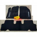 Коврики текстильные CITROEN C4 PICASSO 2006-2013 серые в салон