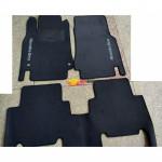 Коврики текстильные MERCEDES A-Class W168 с 1997-2004 серые в салон