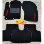 Коврики текстильные MITSUBISHI OUTLANDER [XL] с 2007-2012 черные в салон