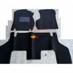 Коврики текстильные CHRYSLER GRAND VOYAGER черные в салон