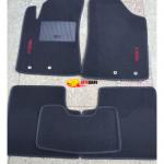 Коврики текстильные GEELY EMGRAND EC7 с 2011 черные в салон