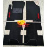 Коврики текстильные JEEP COMPASS 2007-2016 черные в салон