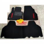 Коврики текстильные RENAULT KENGO с 2009 черные в салон