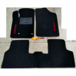 Коврики текстильные PEUGEOT PARTNER с 2008 черные в салон