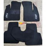 Коврики текстильные FIAT DOBLO 2001-2010 серые