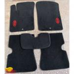 Коврики текстильные KIA PICANTO 2004-2011 черные