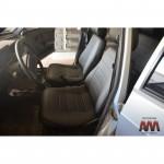 Чехлы на сиденья ВАЗ 2108-09 - серия AM-L (без декоративной строчки)- эко кожа - Автомания