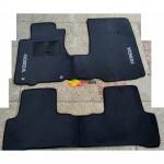 Коврики текстильные HONDA C-RV 2007 серые АКПП
