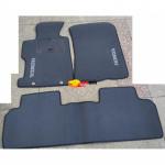 Коврики текстильные HONDA CIVIK 2006-2012 седан серые