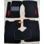 Коврики текстильные HYUNDAI GETZ 2002-2011 черные