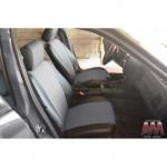 Чехлы на сиденья BMW - 3 (E36) - серия AM-L (без декоративной строчки)- эко кожа - Автомания