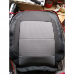 Чехлы для сидений CITROEN C3 Picasso - кожзам Premium Style - MW Brothers