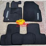 Коврики текстильные MAZDA CX7 с 2007 серые
