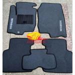 Коврики текстильные MITSUBISHI COLT 2003-2009 серые