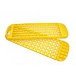 Трап противоскользящий. антибукс. к-т 2 шт (цвет желтый) - AVTM