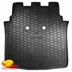 Ковер в багажник SMART 454 (2004>) Forfour резиновый - AvtoGumm