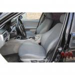 Чехлы на сиденья BMW 3 E-90 Sport 40/60 серия AM-L (без декоративной строчки)- эко кожа - Автомания