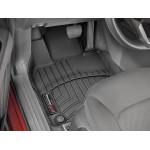 Ковры салона  Mazda CX-5 2017- с бортиком, черные, передние - Weathertech