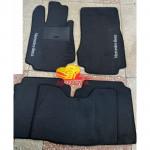 Коврики текстильные MERCEDES S [220] long с 1998-2005 серые в салон