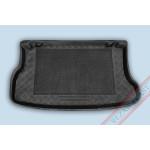 Коврик в багажник RENAULT CLIO II 1998 - 2005 твердый с резиновой вставкой - Rezaw Plast
