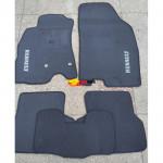 Коврики текстильные RENAULT MEGANE с 2008 универсал серые в салон