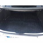 Ковер в багажник FORD Sierra (1987-1994) (седан) резиновый - AvtoGumm