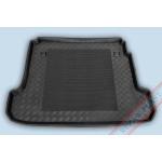 Коврик в багажник RENAULT FLUENCE 2009 - 2016 седан твердый с резиновой вставкой - Rezaw Plast