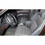 Авточехлы для HYUNDAI Santa Fe II 2006-2012 - кожзам - Premium Style MW Brothers